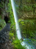 Tunelu Falls Columbia River Gorge