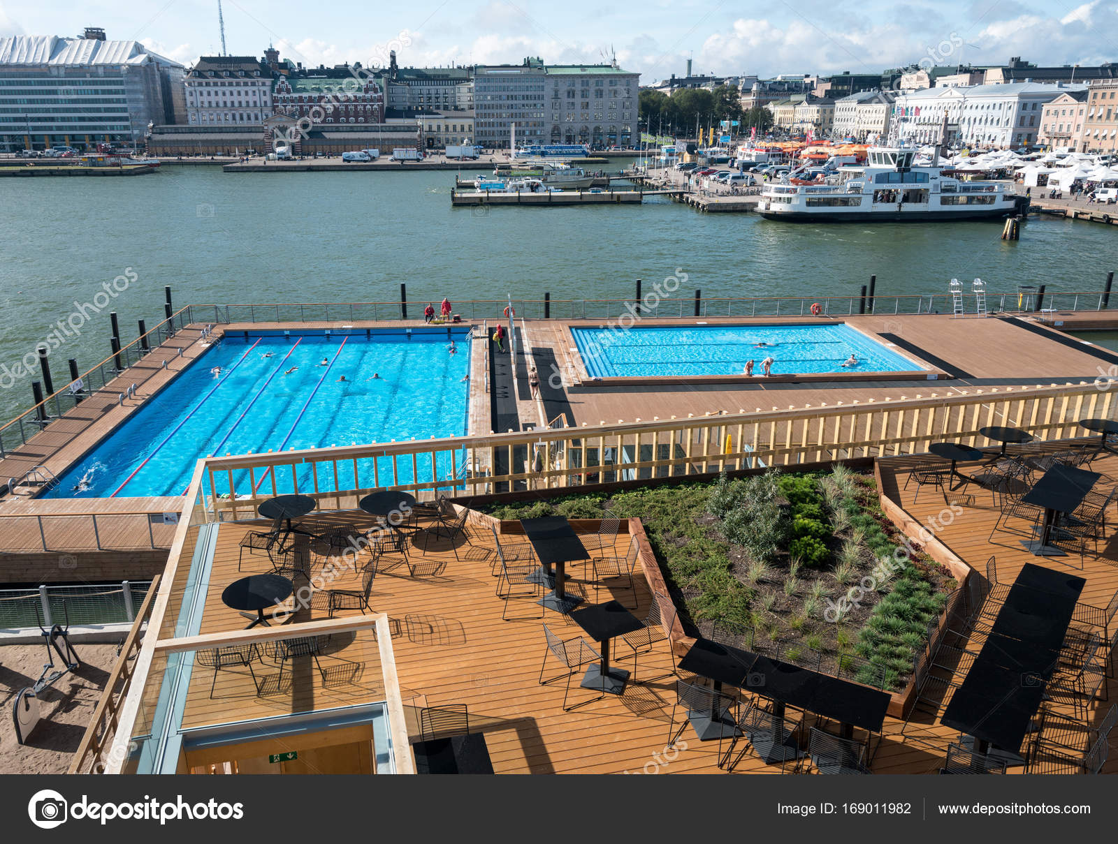 Helsinki Swimming Pool