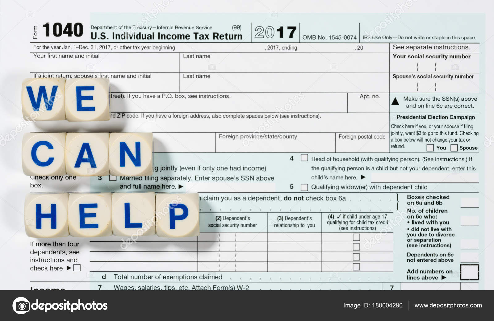 american express card digits  Macro close up of 9 IRS form 9 with WE CAN HELP ...