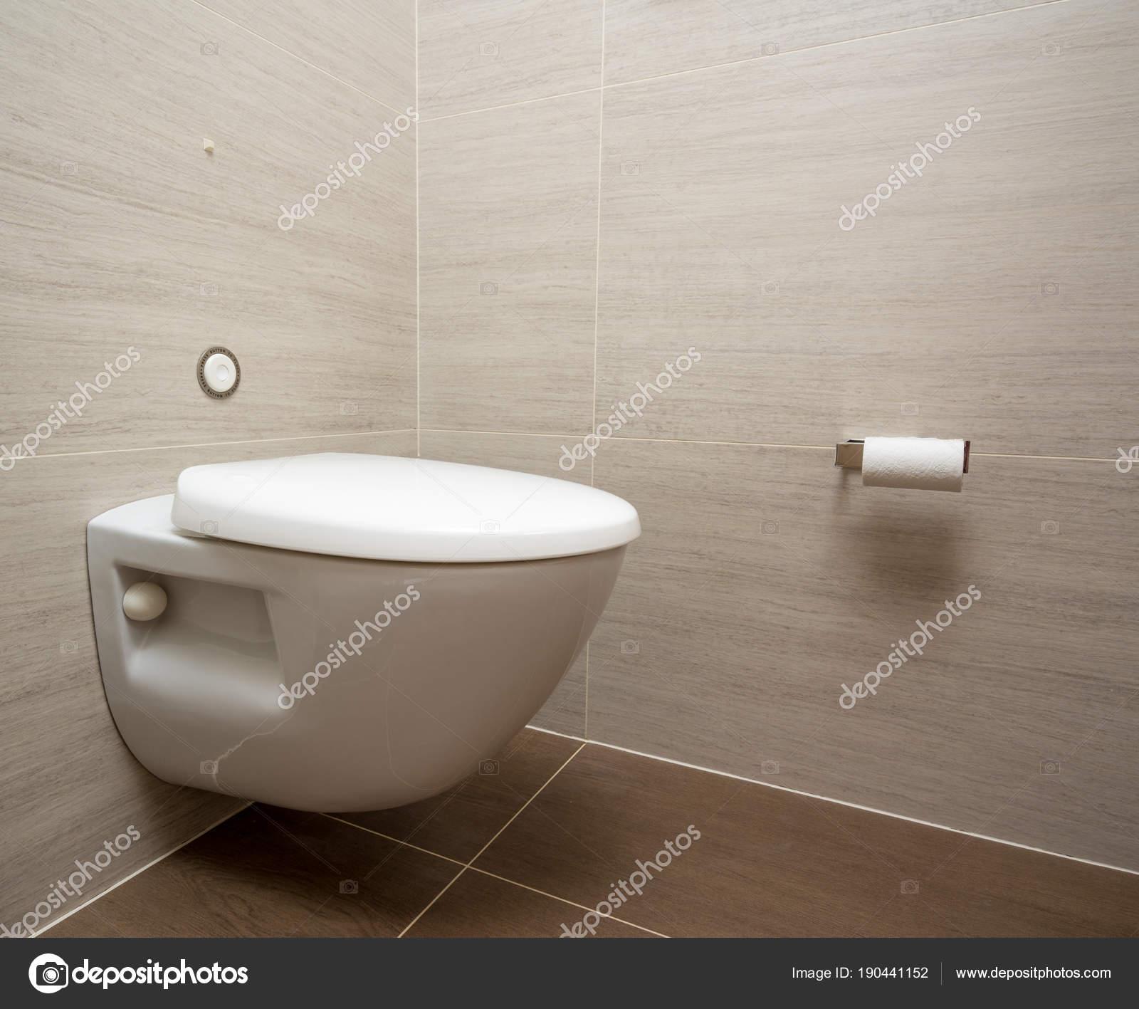 Modern toilet or WC in cruise ship cabin — Stock Photo © steveheap ...