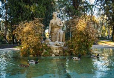 Musa Borghese Gardens Çeşmesi