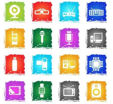 gadget icon set