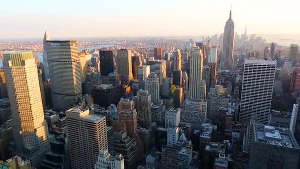 Panoráma Manhattan és New York