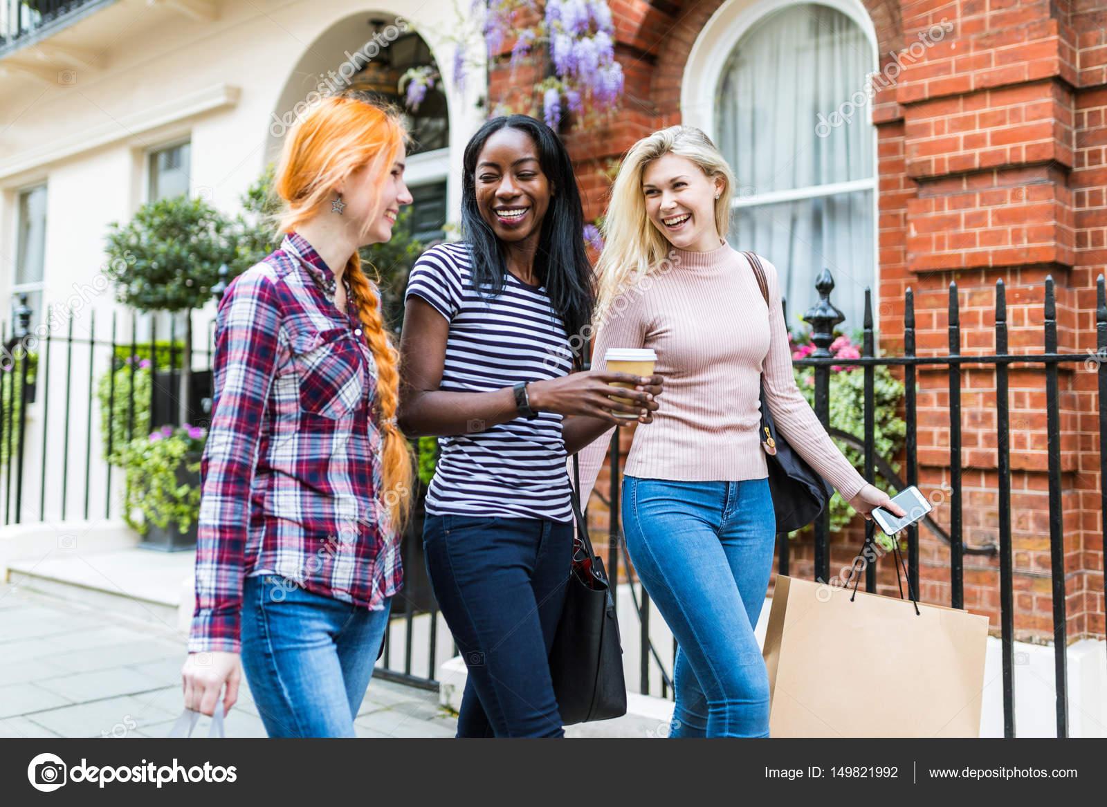 London Mädchen für Freundschaft
