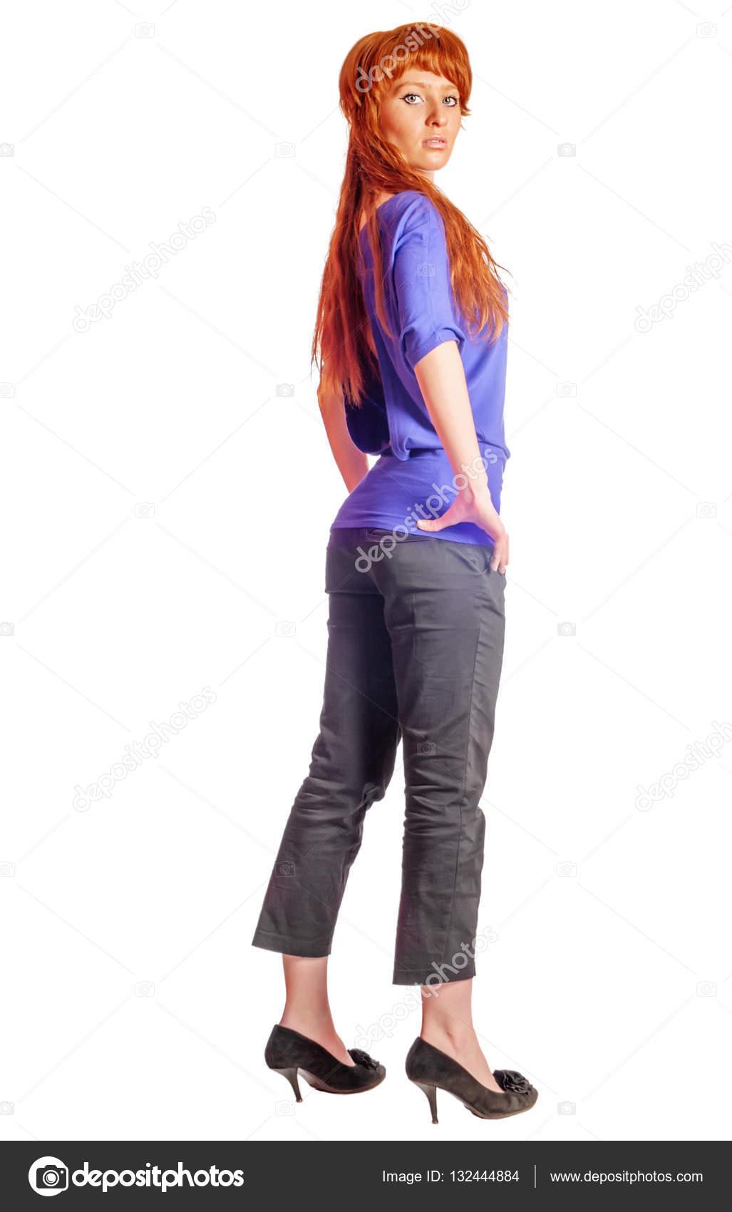 Standing redhead krdashian sex tape
