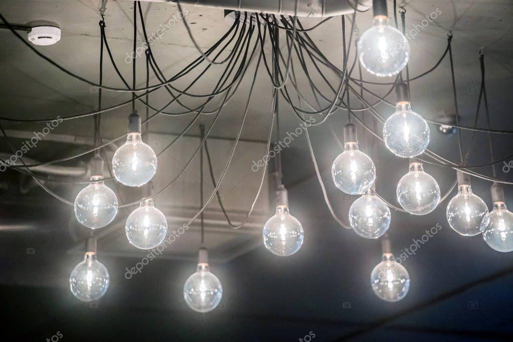 mooie moderne lampen stockfoto shebeko 130434336. Black Bedroom Furniture Sets. Home Design Ideas