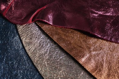beautiful leather background, natural texture