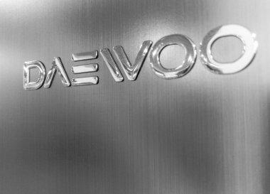 logotype of the Daewoo