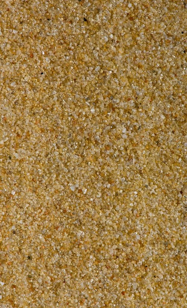 macro of sand texture
