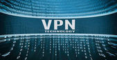 vpn-Technologiekonzept