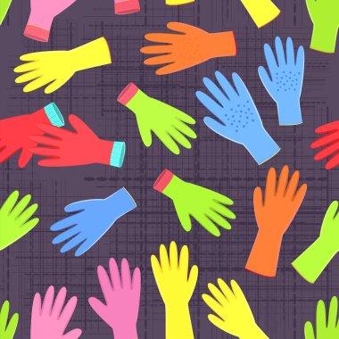 gardening gloves pattern