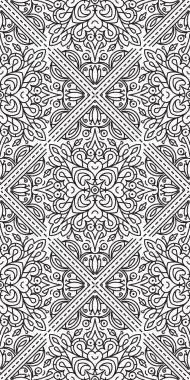 Hand Drawn Ethnic Texture