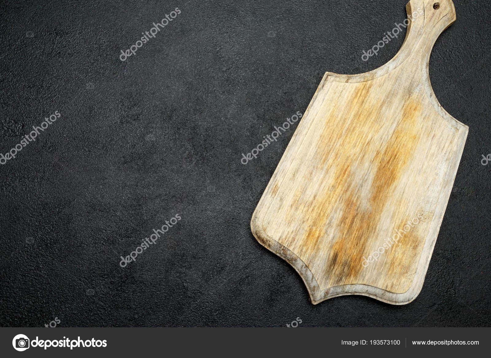 Dekoracyjne Drewniane Porcję Lub Deska Do Krojenia Na