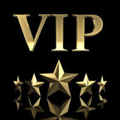 vip and golden star