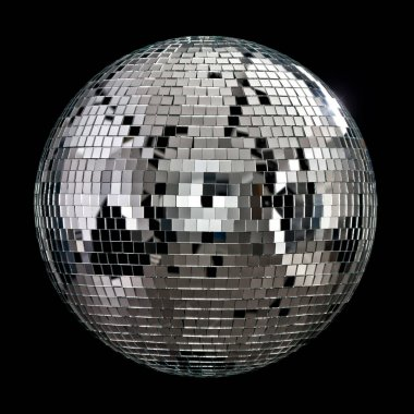 real mirror ball