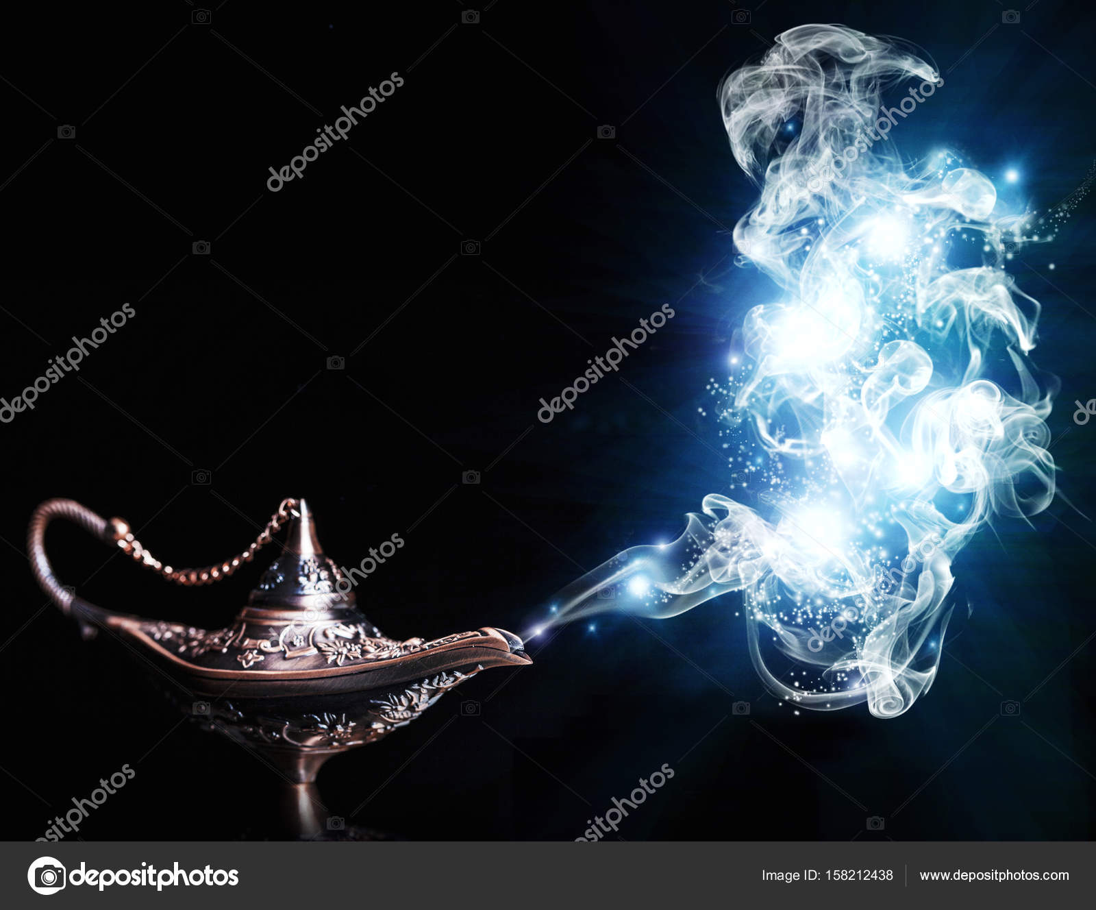 aladdin magic lamp — Stock Photo © jukai5 #158212438 for Aladdin Desert Background  51ane