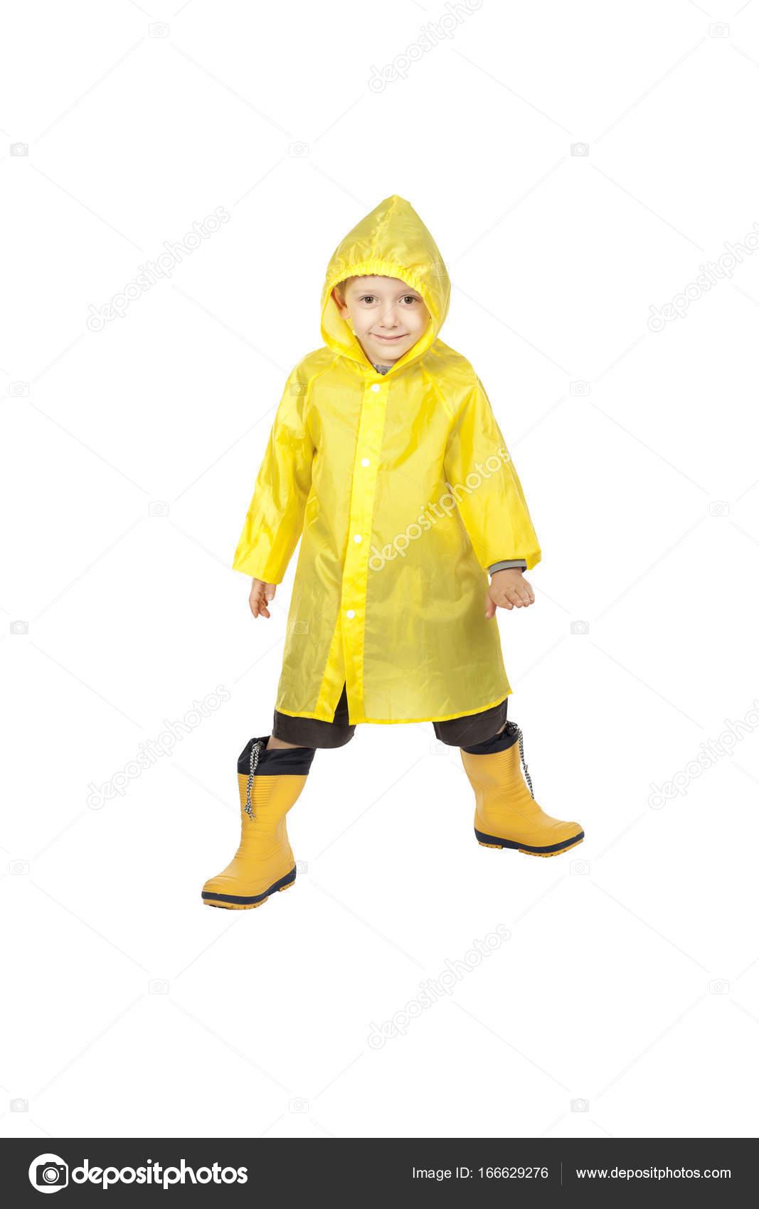 d1c2d22aa child with raincoat — Stock Photo © jukai5  166629276