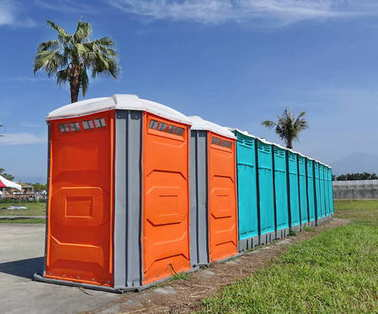 Portable Toilet Facilities