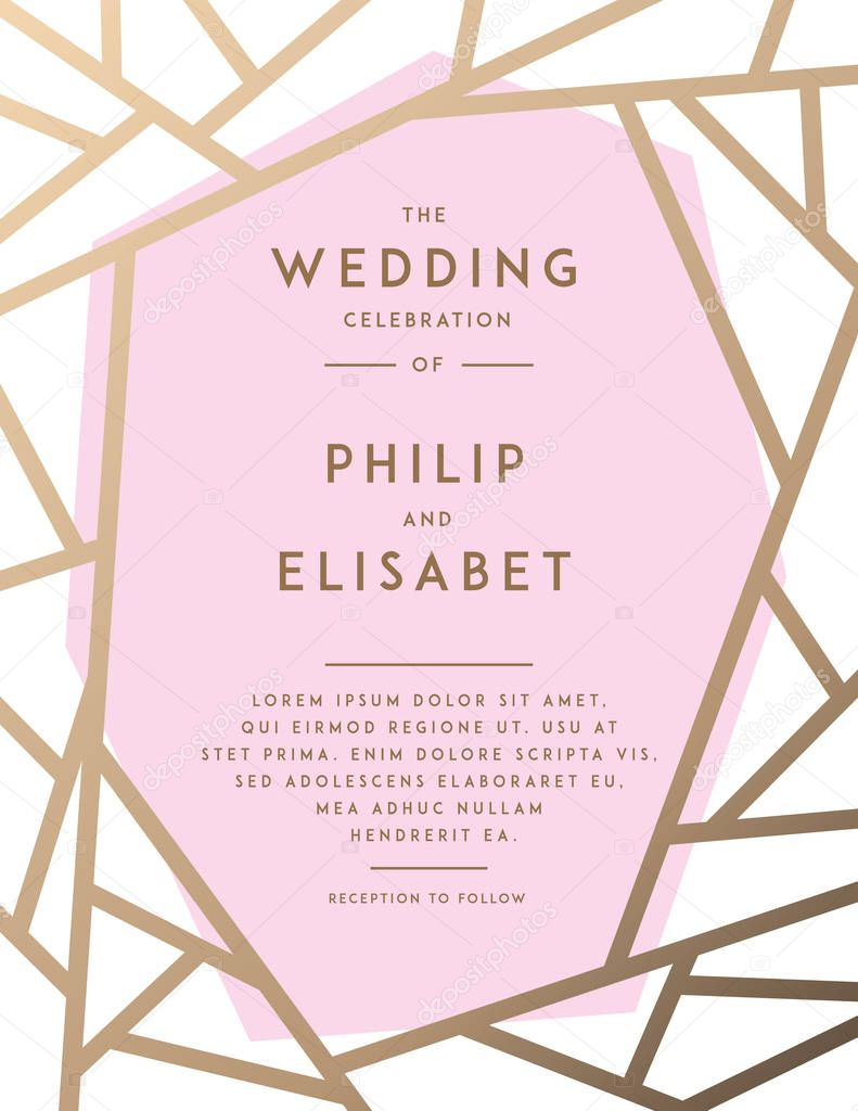Niedlich Leere Hochzeitseinladungen Vorlagen Zeitgenössisch ...