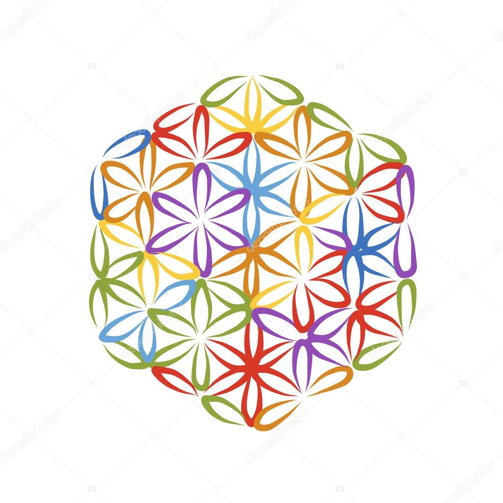 Flower of Life, sketch for your design