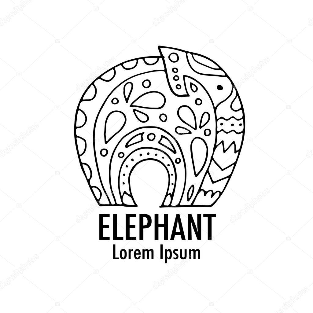 Atemberaubend Malseite Elefant Mit Design Galerie - Beispiel ...