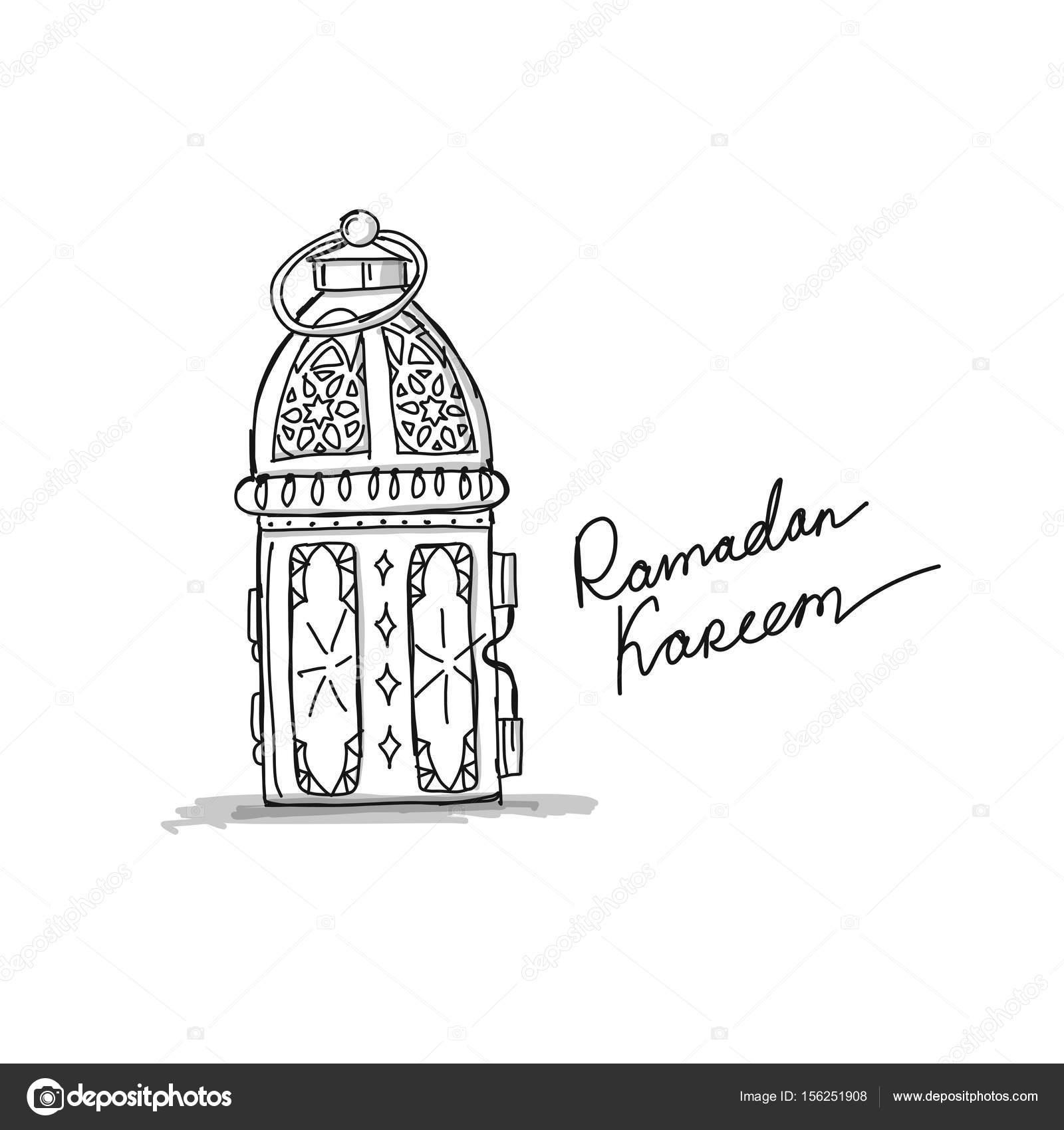 Traditional ramadan kareem month celebration greeting card design traditional ramadan kareem month celebration greeting card design stock vector m4hsunfo