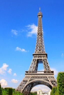 Eiffel tower, Champ-de-mars, Paris, France