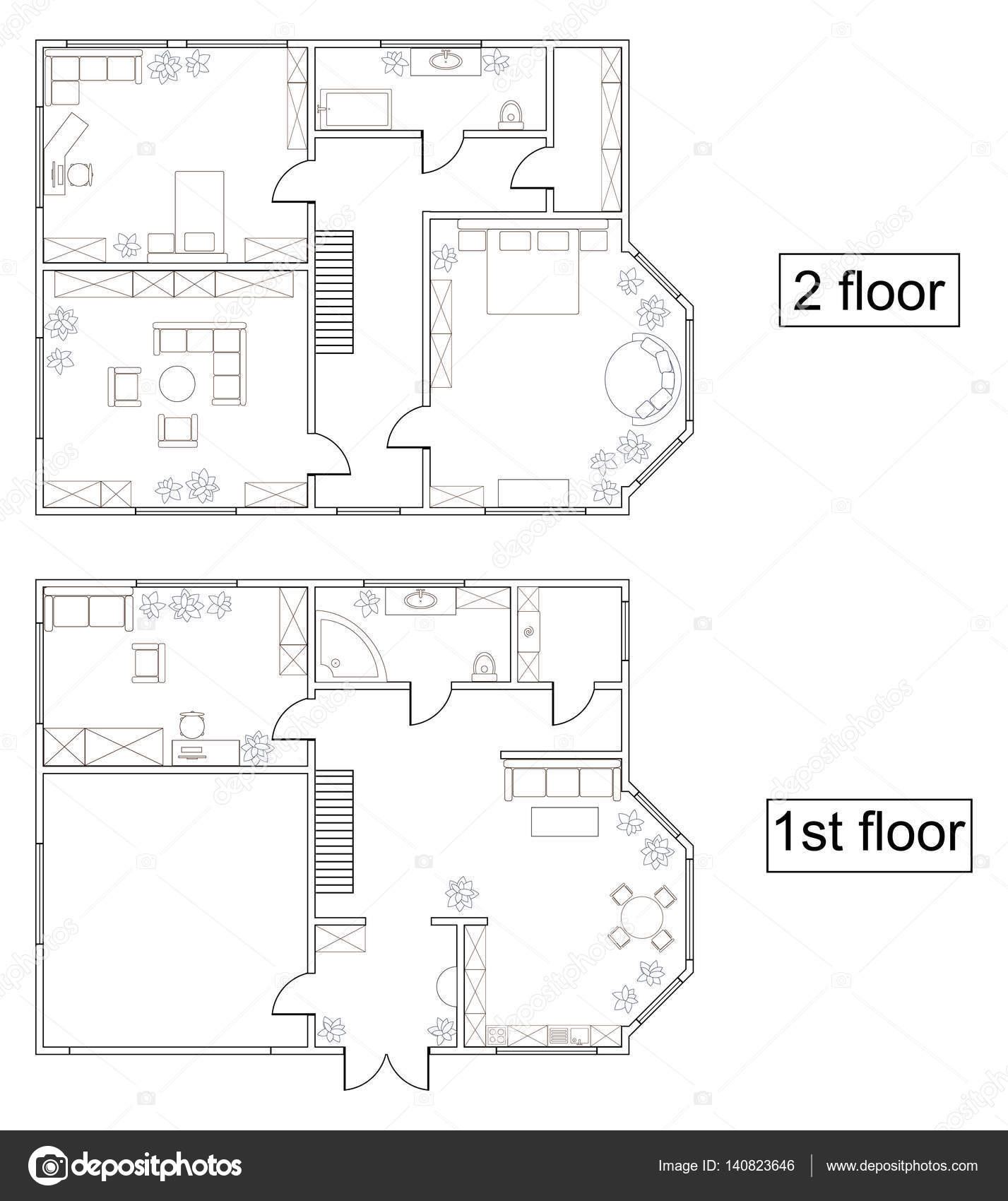 House plans with second floor laundry rooms for Eplans floor plans