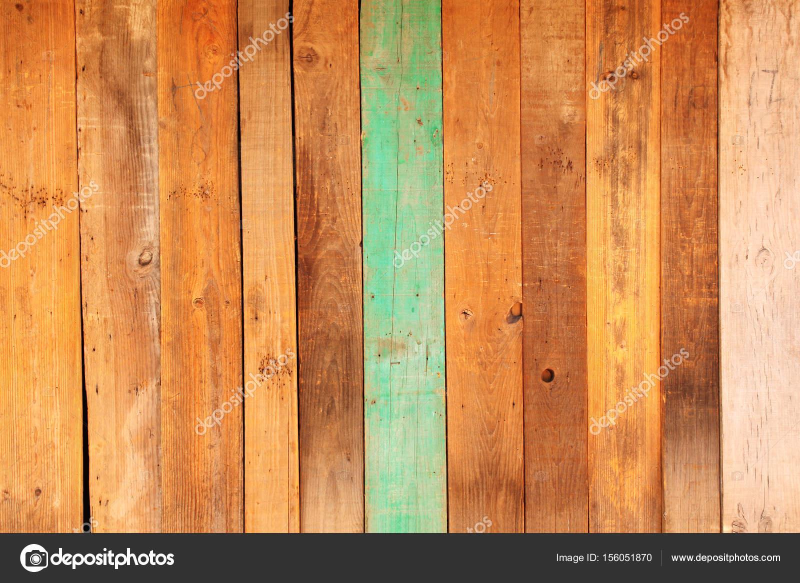 altem holz mit rissigen lack farbe grün — stockfoto © frenta #156051870