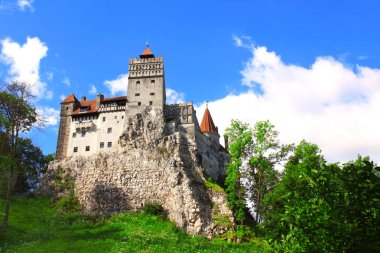 Castle of Bran (Dracula's castle), Brasov, Transylvania, Romania