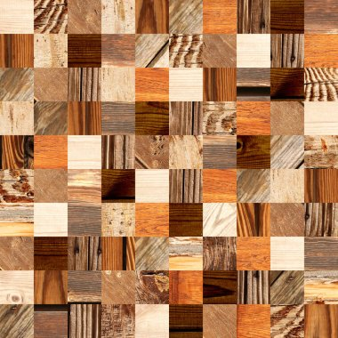 Seamless background with wooden patterns of different colors. Endless texture can be used for wallpaper, pattern fills, web page background, surface textures stock vector