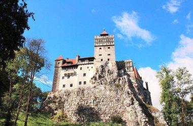 Medieval Castle of Bran (Dracula's castle), Brasov, Transylvania, Romania, Europe