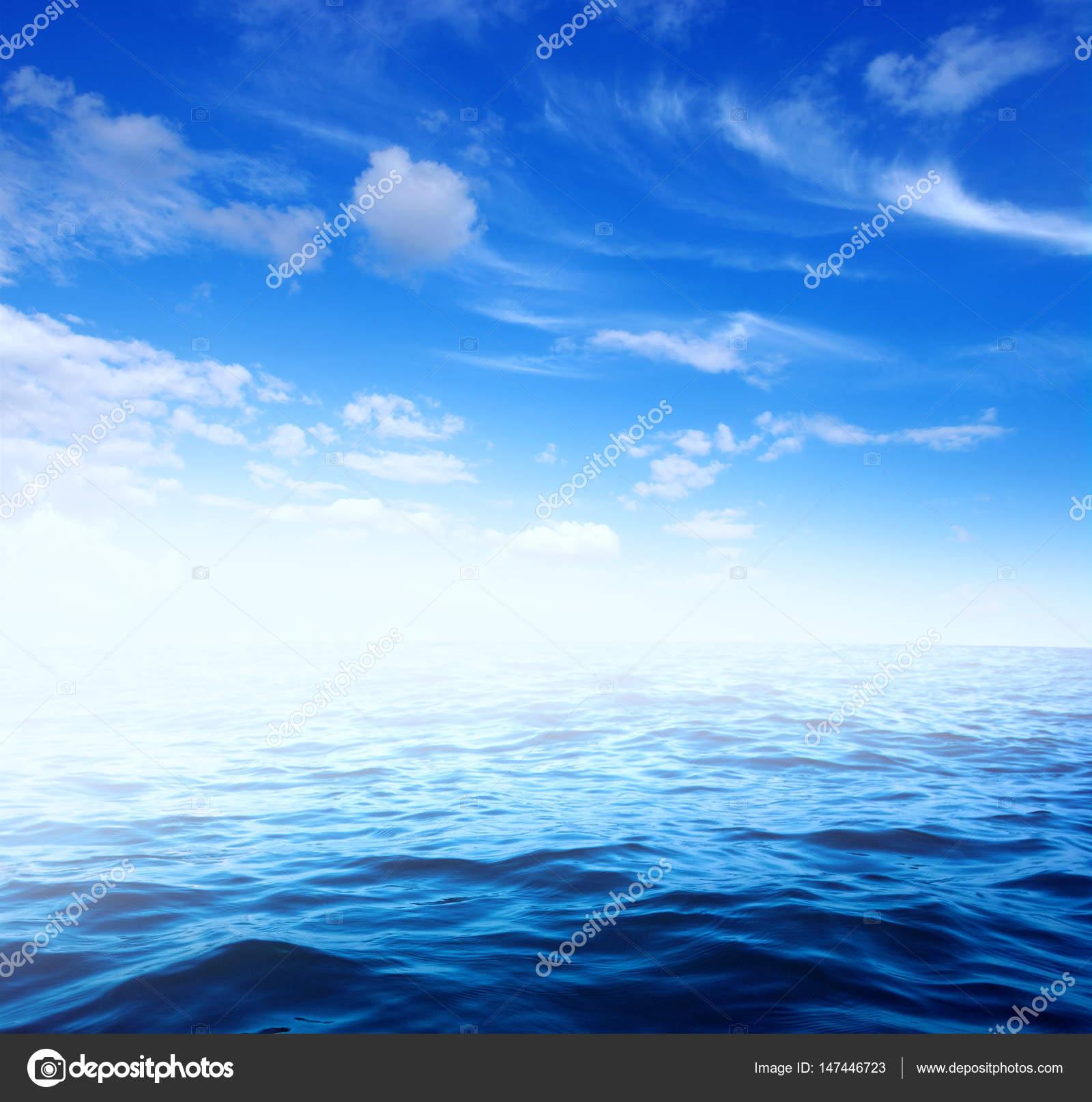 Sfondo Mare Azzurro Foto Stock Ale Ks 147446723
