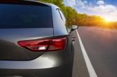 Auto und Licht