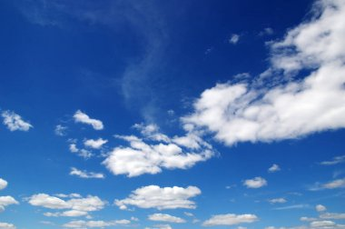 beyaz bulutlar