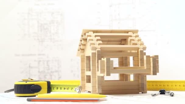 domů stavební proces