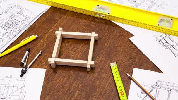 domů stavební proces.