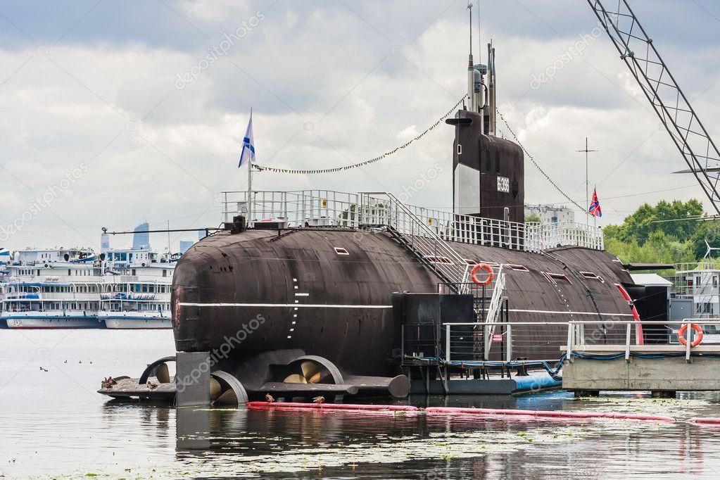 ヒムキ reservoi で潜水艦博物館...
