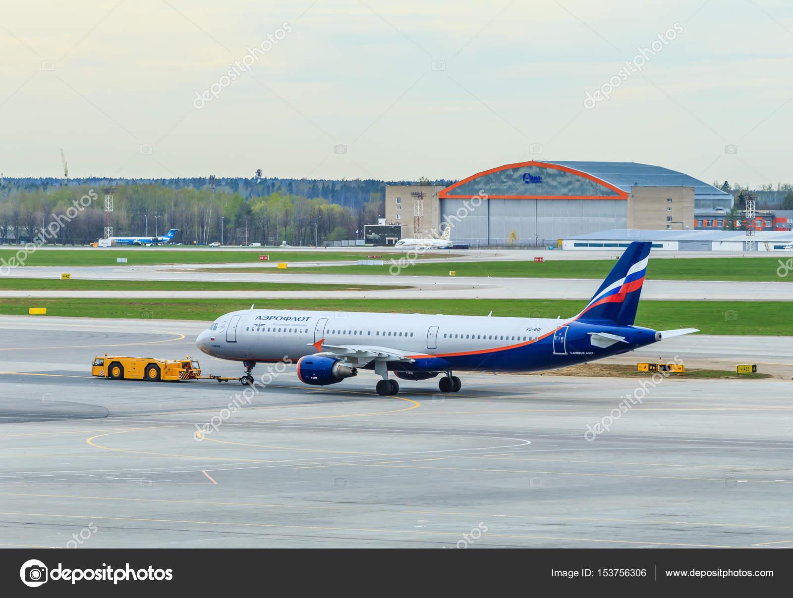 luchthaven moskou