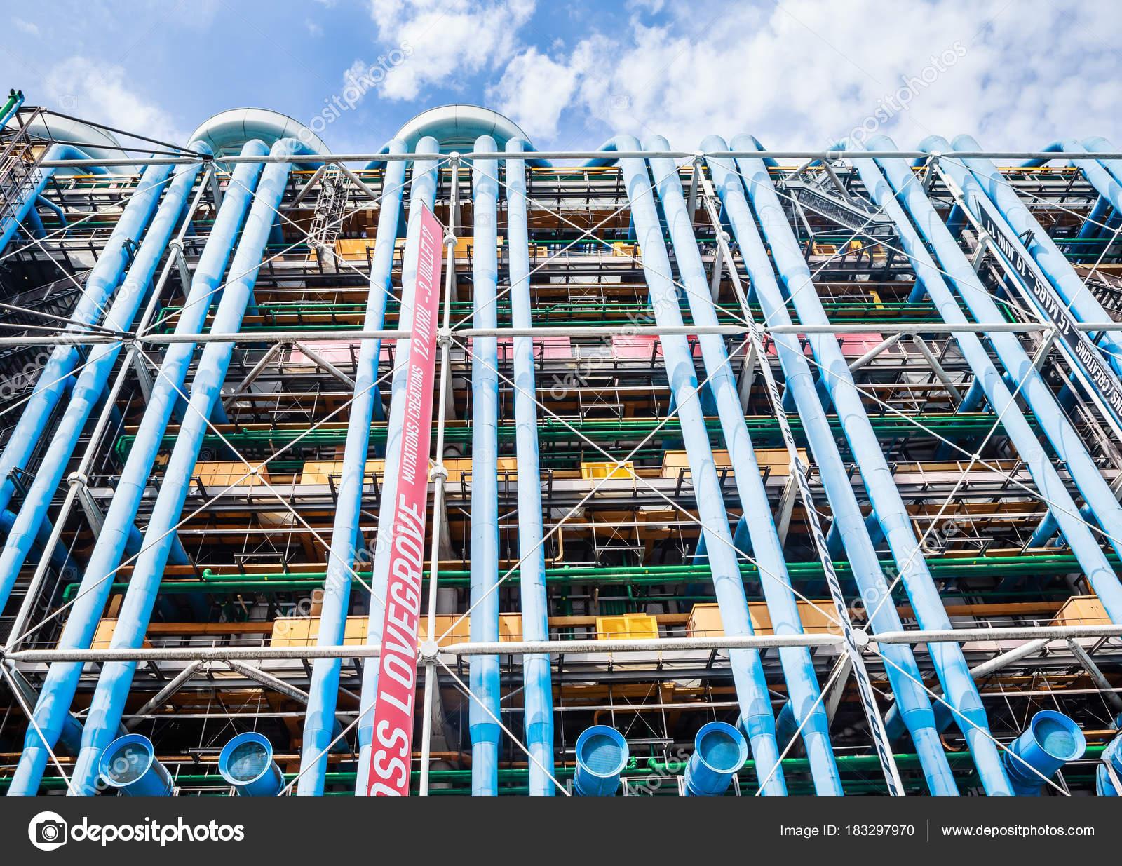 High Tech Architektur: Wszystko Nowoczesnej Architektury Nowoczesne Centrum
