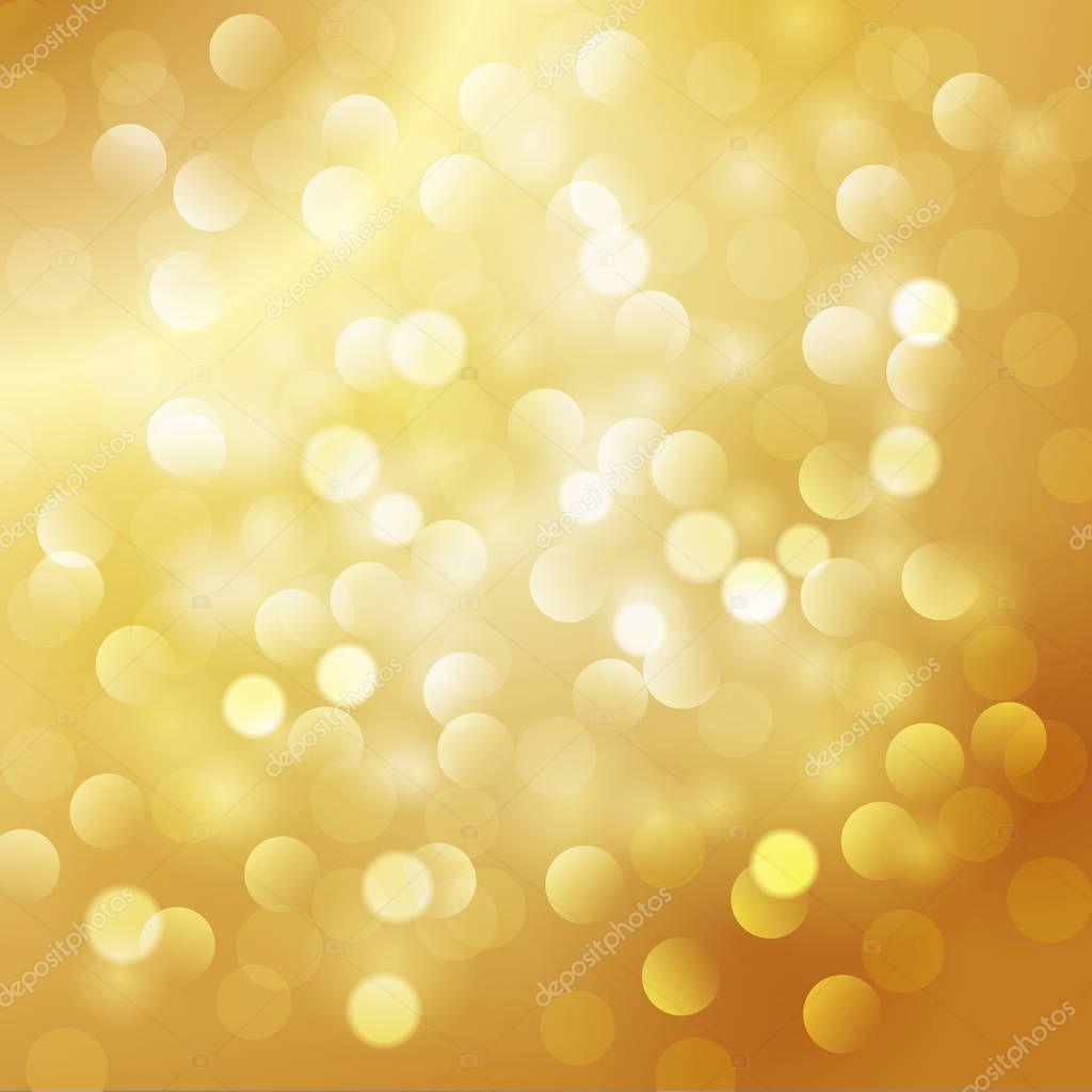 Sfondi Natalizi Oro.Vettore Sfondi Oro Natale Astratto Sfondo Oro Natale Vettoriali