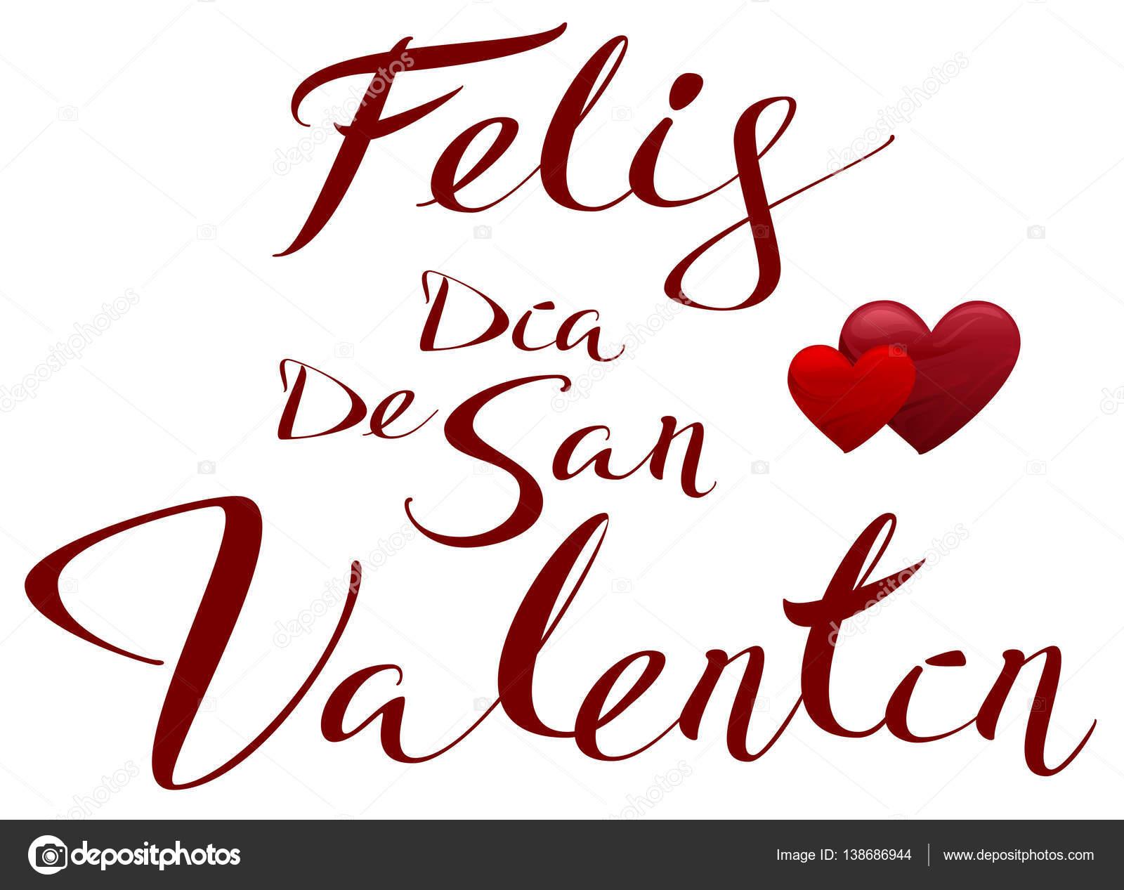 Happy Valentines Translated From Spanish Feliz Dia De San Valentin