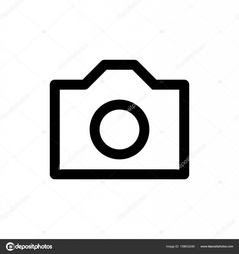 Digital Camera Icon Stock Vector Get4net 159633240
