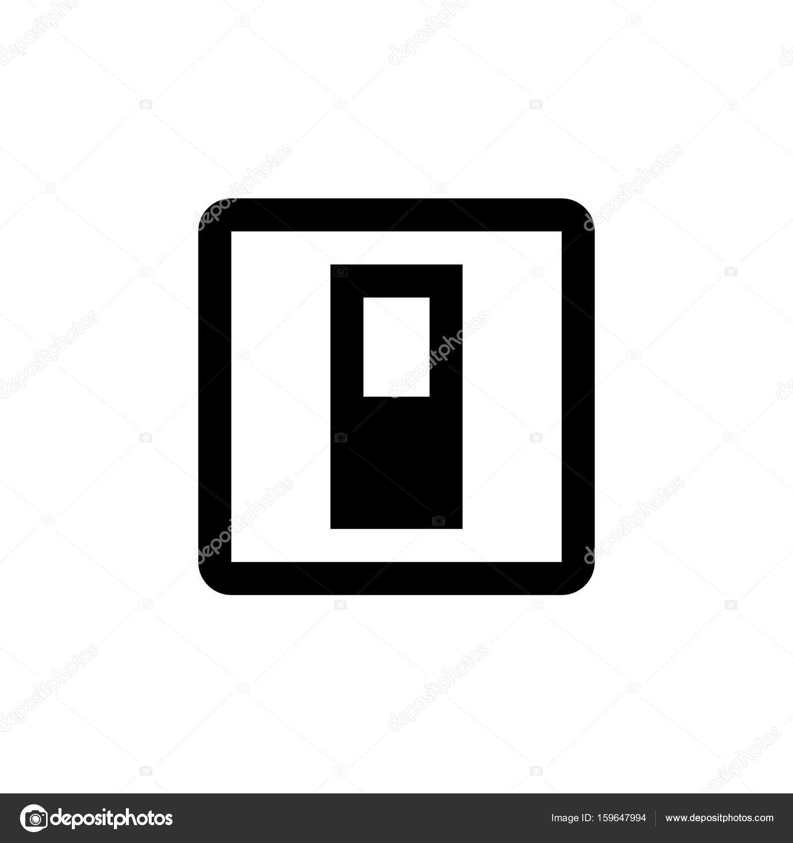 einfaches Symbol wechseln — Stockvektor © get4net #159647994