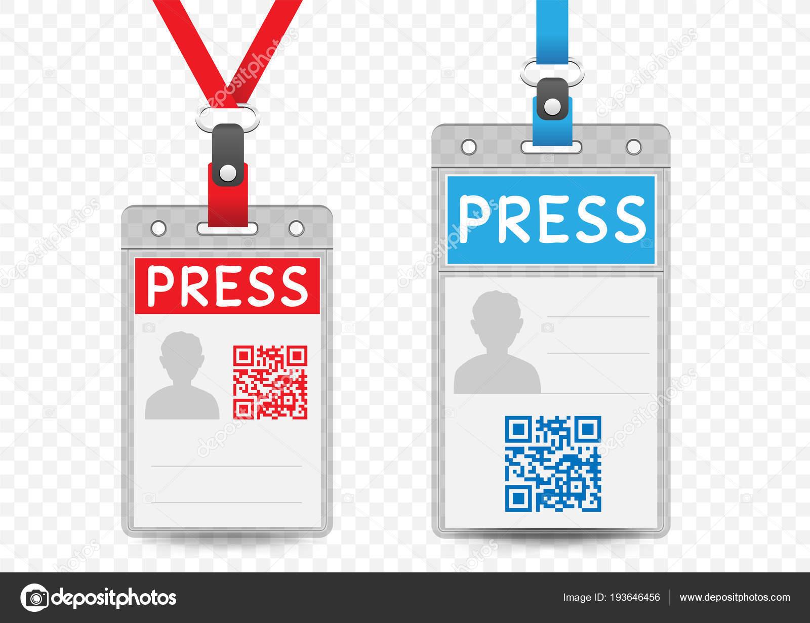 press vertical badge template stock vector romvo79 193646456
