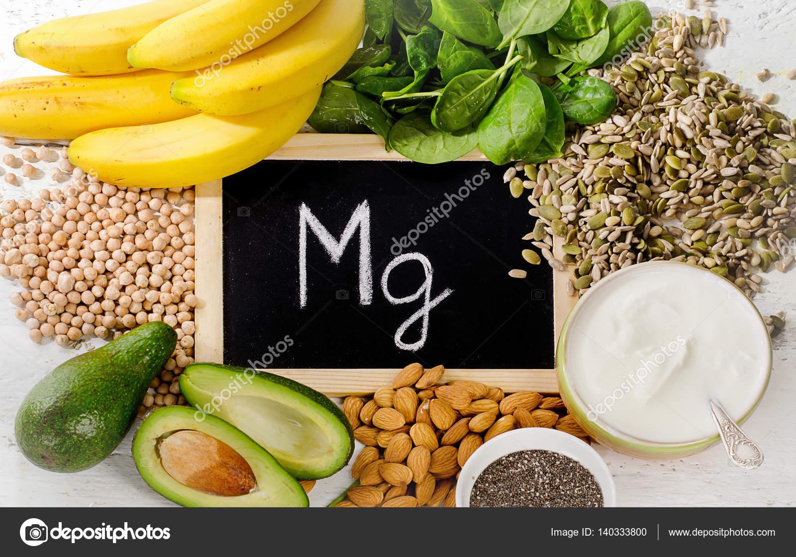 Magnezyum İçeren Yiyecekler