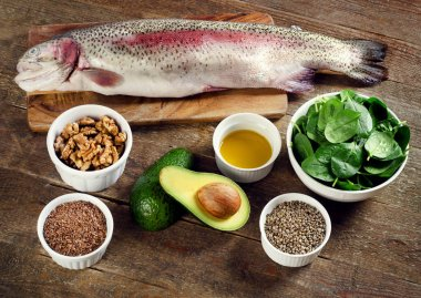 Food highest in Omega-3 fatty acids