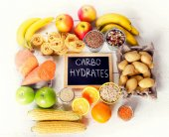 tabuli, ovoce a zelenina