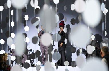 39th Ukrainian Fashion Week in Kyiv, Ukraine