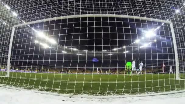 Labdarúgó játék Dinamo Kijiv v Besiktas